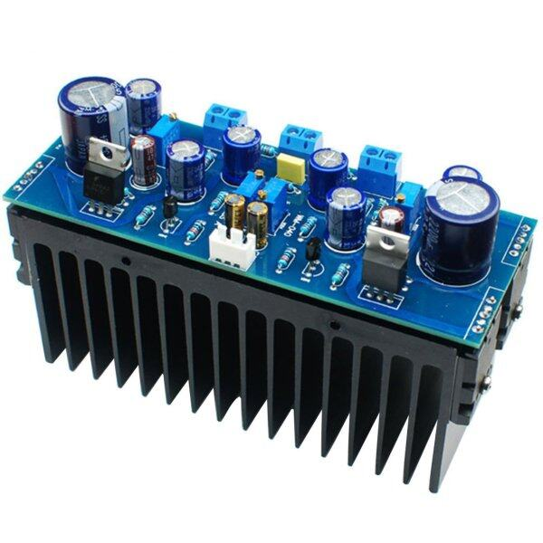 Best Discount New Bell 1969 Npn 2.0 Channel Class A Amplifier Completed Plate And Heat Sinks