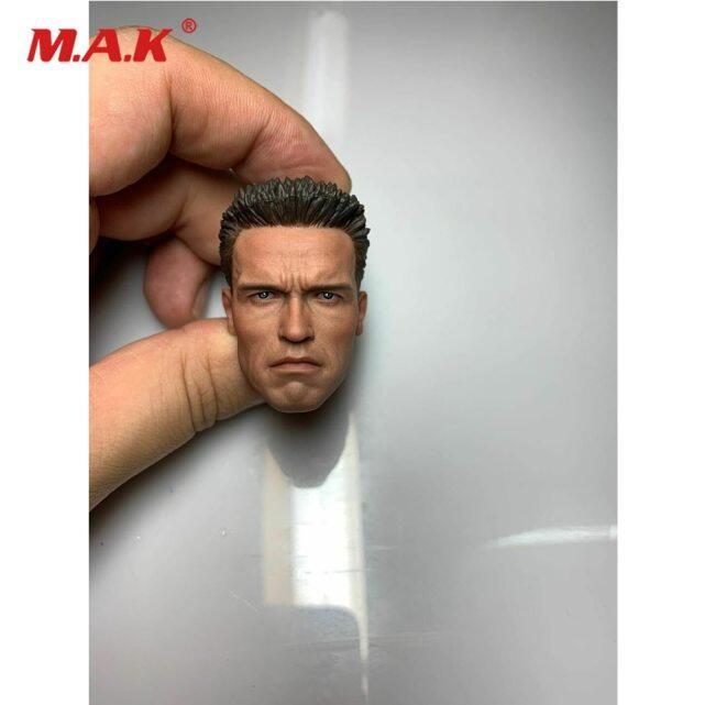Mô Hình Đầu 1/6 Sculpt Arnold Schwarzenegger Dành Cho Thân Hình HT Phicens Nam 12 giá rẻ
