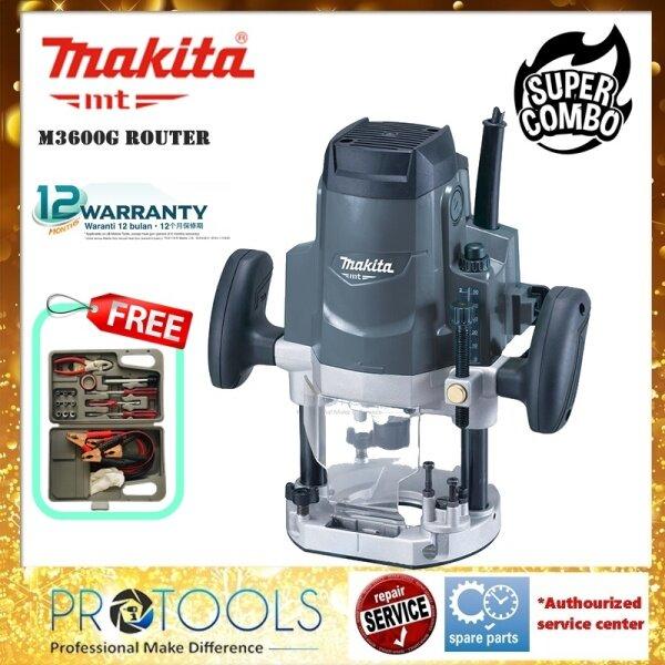 MAKITA MT M3600G ROUTER FOC EMERGENCY KITS!