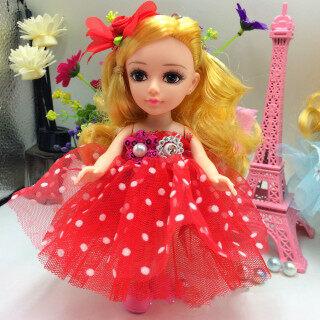 [Miễn Phí Headband + 2 Búp Bê] Khuyến Mãi Đồ Chơi Bé Gái Căn Phòng Búp Bê Tự Làm Với Mô Phỏng Đồ Đạc Công Chúa Ngôi Nhà Mơ Ước Lớn Cho Búp Bê Barbie Xmas Quà Tặng Sinh Nhật (Màu Hồng) thumbnail