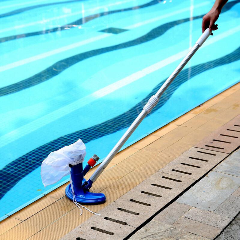 Bộ Đầu Máy Hút Bụi Phản Lực Hồ Bơi Mặt Trăng, Đầu Hút Chân Không Hồ Bơi Di Động Với Phụ Kiện Bàn Chải Cho Hồ Bơi Trên Mặt Đất, Spa, Ao, Bể Bơi Trong Nhà