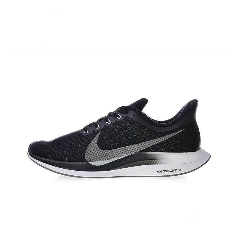 Original มาใหม่ล่าสุด Authentic N I K Ezoom P Egas Us Turbo 35 ผู้ชายกีฬากลางแจ้งรองเท้าวิ่งรองเท้ารองเท้าผ้าใบคุณภาพดี Aj4114-001 By Mkjz Shop.