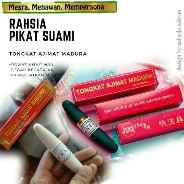 Tongkat Ajimat Madura ( Pembersih Wanita ) ORIGINAL - HOT SALE!