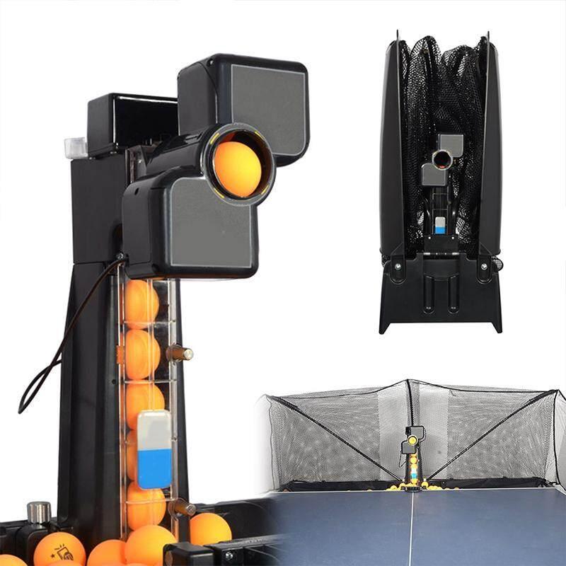Bảng giá [[100-240 V 50 W] JT-A Robot Bóng Bàn Tự Động Bóng Bàn Máy Bóng Luyện Tập Tái Chế