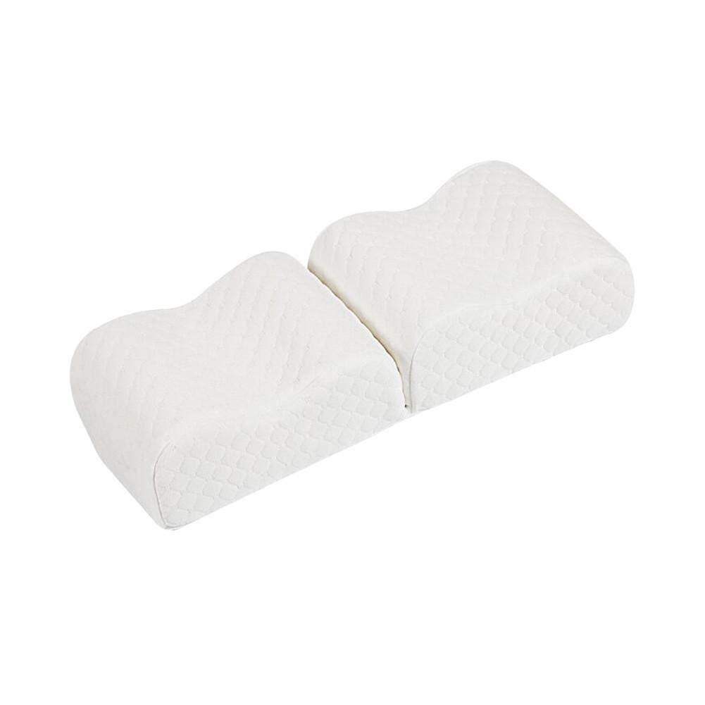 Memory Foam Knee Pillow Sciatica Leg Hip Joint Pain Relief Cushion for Good Sleep