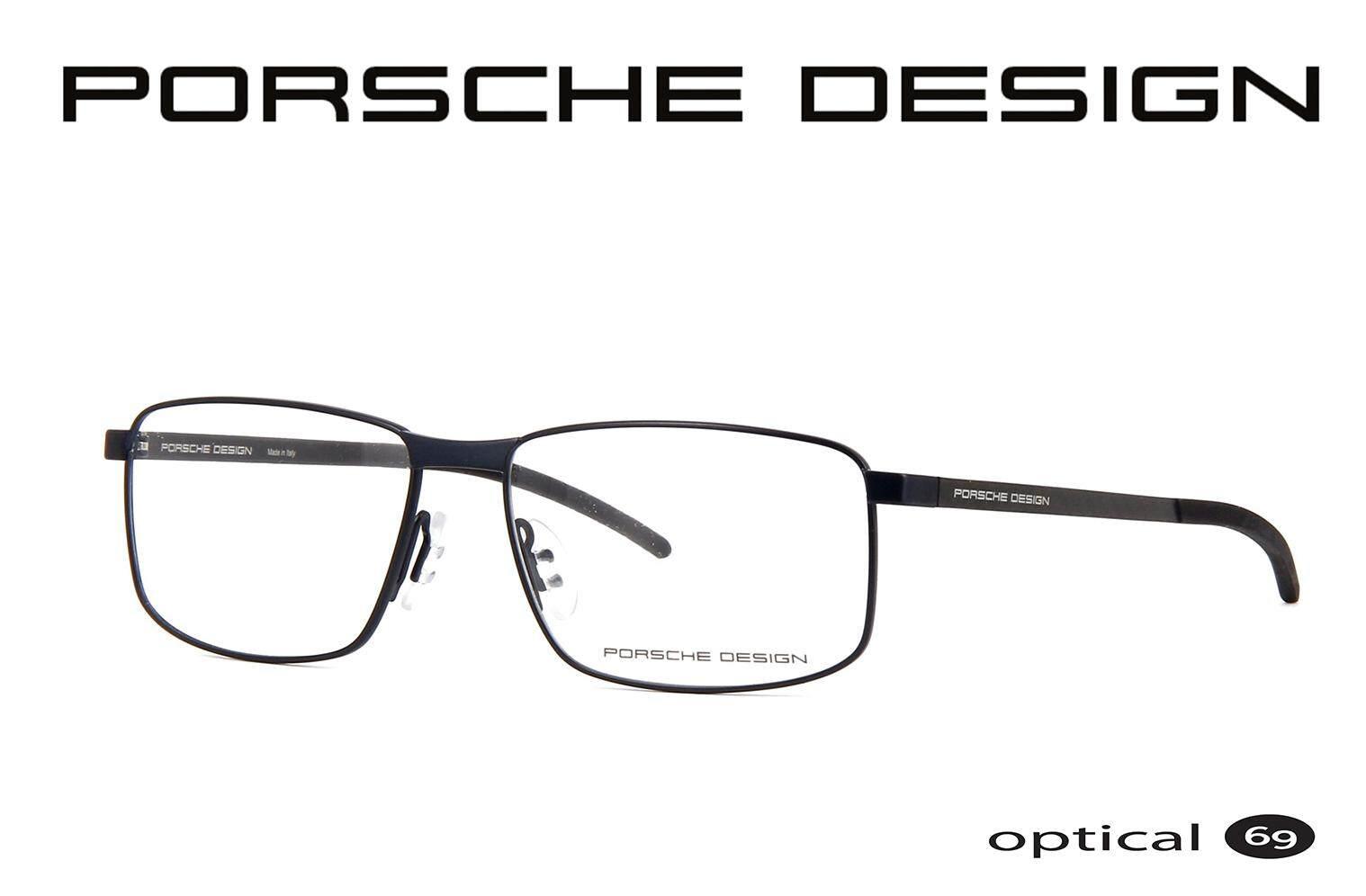 cbc098d33d Porsche Design P8340 Black Carbon Fiber Malaysia eyewear optical frame Italy  Branded eyeglasses prescription glasses