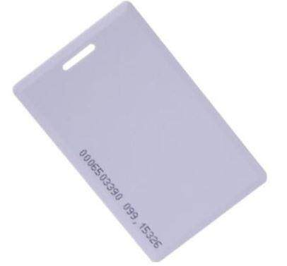【10 pcs】RFID Tag EMID; IC Thick Access Card 125 khz for Door Lock System
