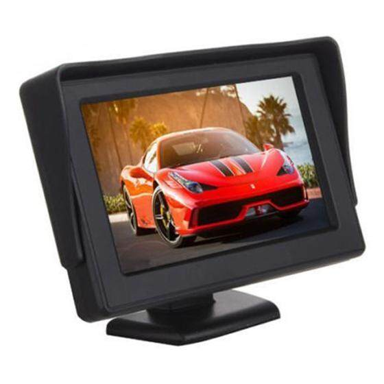 4.3 Inch Portable Color Lcd Car Backup Monitor Screen By Jonesmayer.