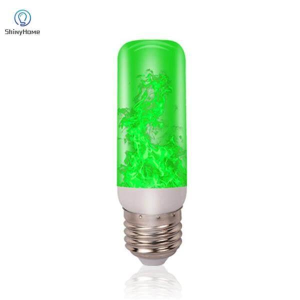 Bóng Đèn Ngô Lửa Nhấp Nháy Mô Phỏng, Thanh Bóng Đèn LED E27/E26 Sáng Tạo Đèn Không Khí KTV