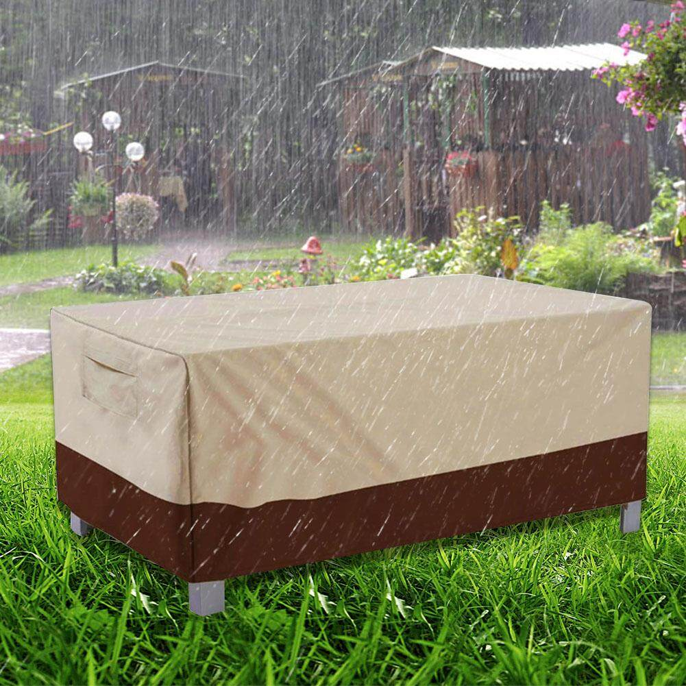 Waterproof Garden Patio Furniture Cover Rectangular Outdoor Table Cover