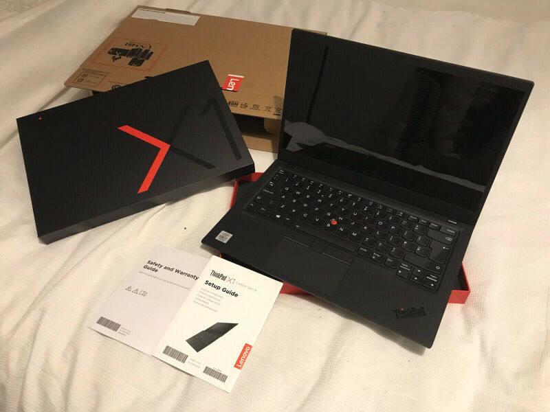 Lenovo X1 Carbon 8th Gen - (Type 20U9, 20UA) Laptop (ThinkPad) 2020 Malaysia