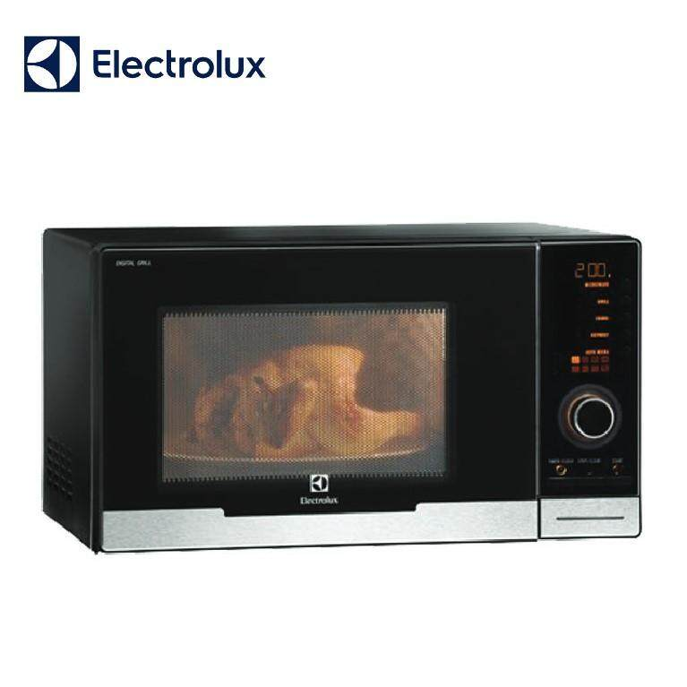 Electrolux 23L Table Top Microwave with Grill EMM2318X