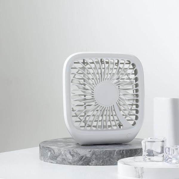 Baseus Có Thể Gập Lại Xe Gắn Ghế Sau Fan 3-USB Tốc Độ Cao Fan Với 1.5 M Cáp