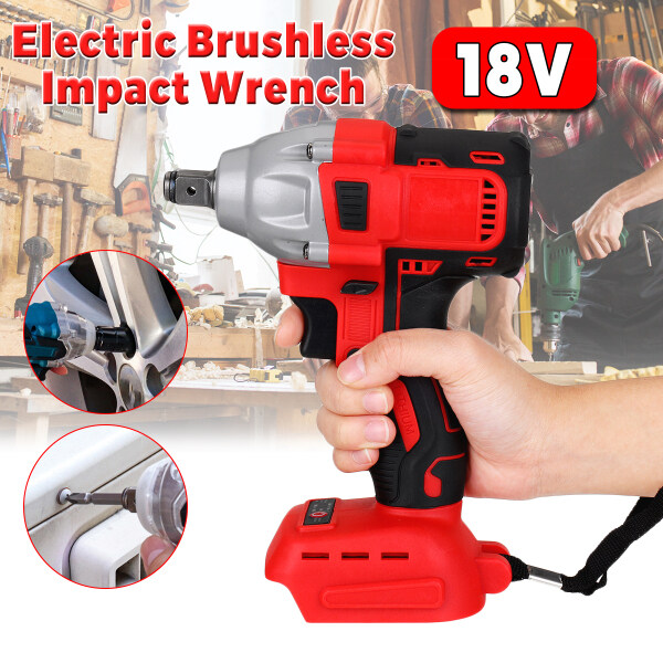 1/2 18V Brushless Cordless Impact Wrenches Makita drill 1/2 Impact Wrench Body