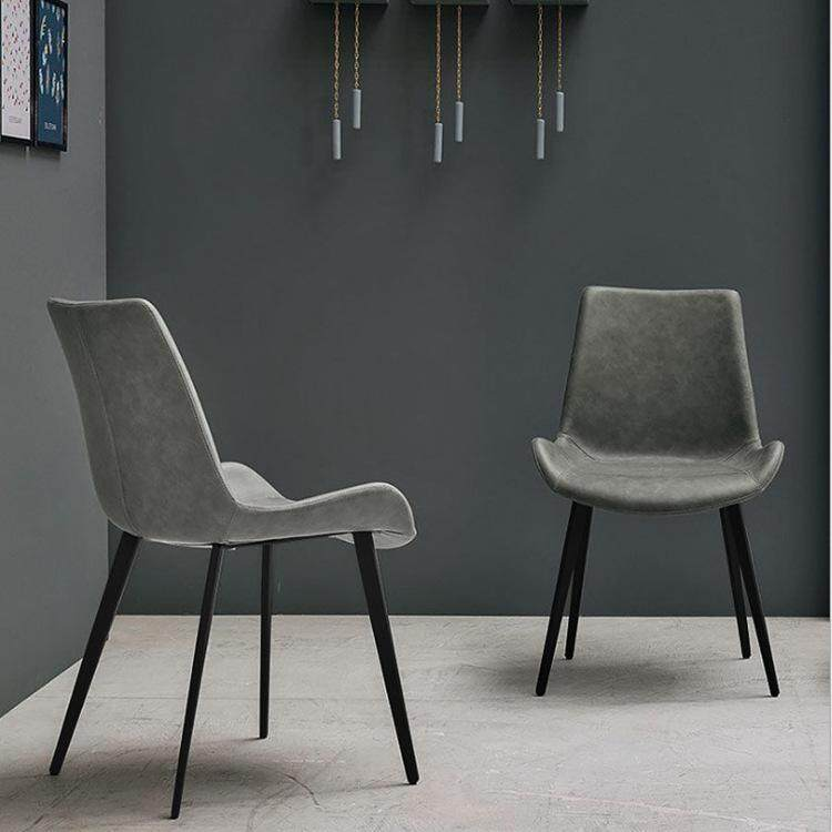 Chairs Dining Chairs Elegant Metal Chair Simple And Fashion Chairs By Olive Al Home