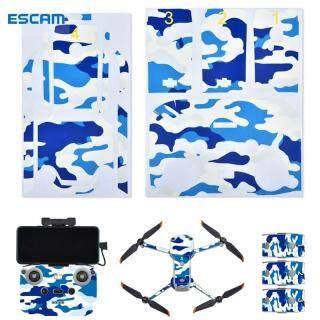 ESCAM, Đề Can Chống Trầy Xước STARTRC, Bộ Miếng Dán PVC Trang Trí Dành Cho DJI Mavic Air 2S thumbnail