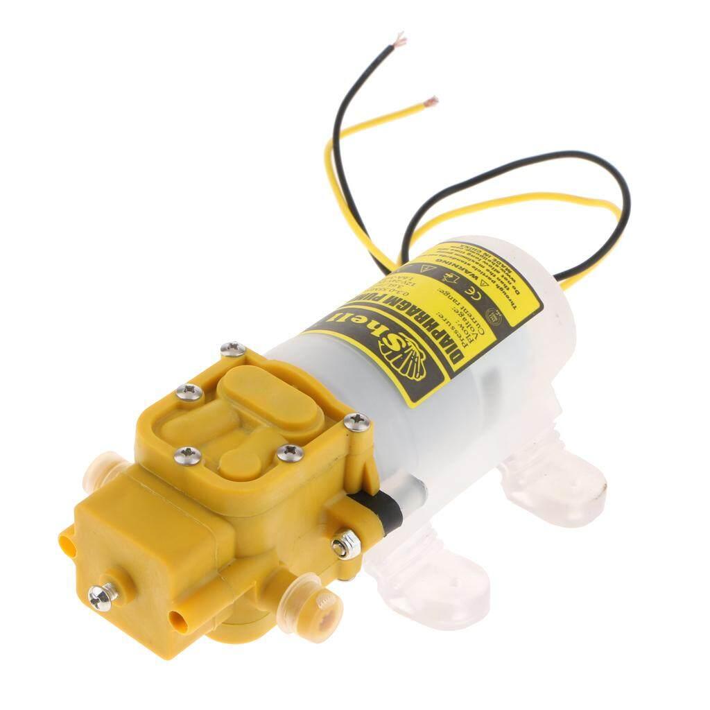 BolehDeals 12V 60W 4L/min 5bar Diaphragm Pressure Booster Pump Self-priming  Water Pump