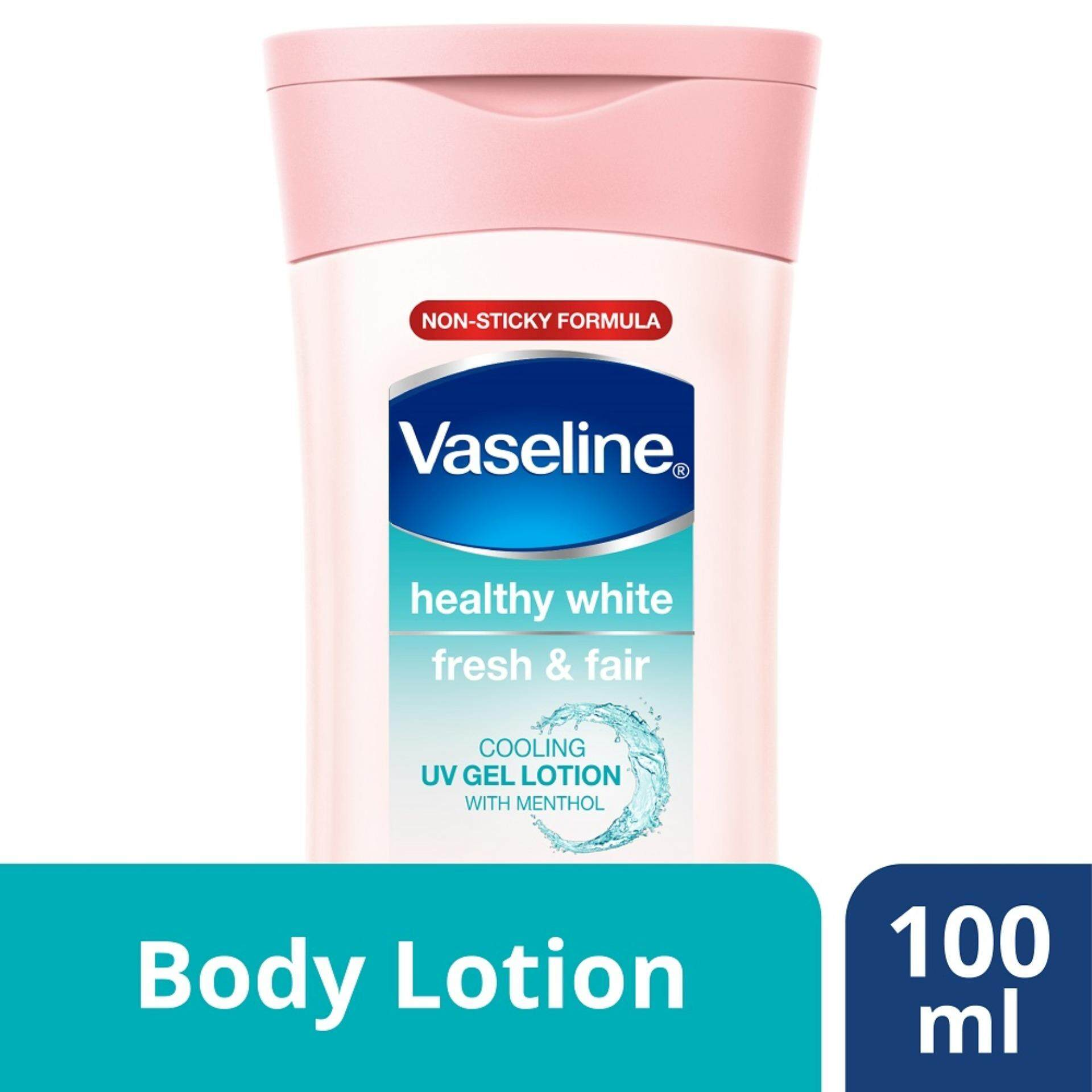 Vaseline Healthy White Body Lotion Fresh & Fair UV 100 ml