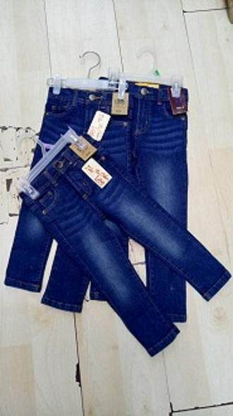 Kids Jeans Denim Pants By Mbp_apparel.