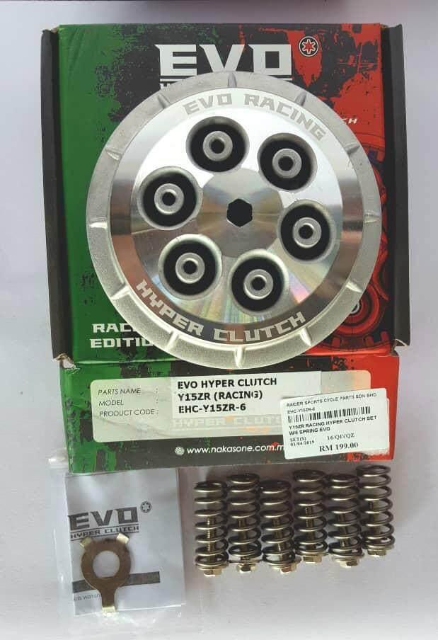 Y15ZR Evo Hyper Clutch (Racing)