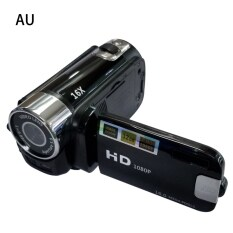 Máy Quay US/EU/UK/AU 1080P Vlog Máy Quay Phim DV 16 Triệu Pixel Thu Phóng Kỹ Thuật Số 16X Tích Hợp Micro