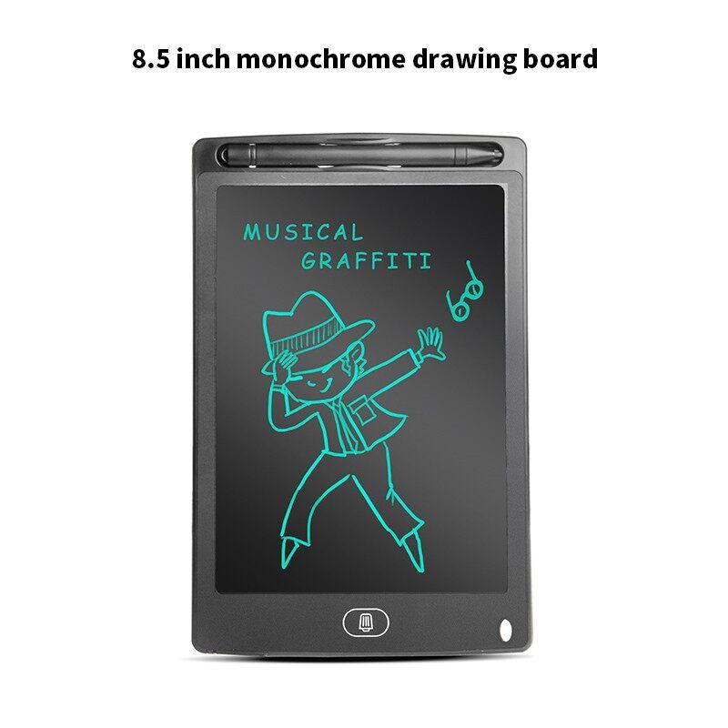 LCD Bằng Văn Bản Máy Tính Bảng, VAENSONG Bảng Vẽ Đầy Màu Sắc 8.5 Inch Bảng Viết Kỹ Thuật Số Bảng Ghi Nhớ Có Bút Stylus Quà Tặng Cho Trẻ Em Và Người Lớn