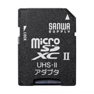 Bộ Chuyển Đổi MicroSD Sanwa ADR-MICROUH2 thumbnail