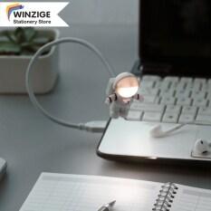 Winzige Đèn LED USB khi dùng máy tính