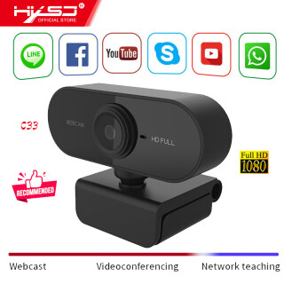 Webcam HXSJ Full HD 1080P USB Camera Máy Tính Mini Tích Hợp Micro Có Thể Xoay Linh Hoạt Cho Máy Tính Xách Tay Camera Webcam Máy Tính Để Bàn thumbnail