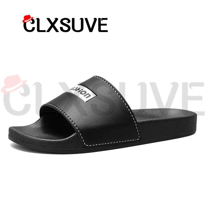 634727cae881 CLXSUVE Free Shipping  Summer Men Home Slippers Big Size 38-49 Platform  Shoes