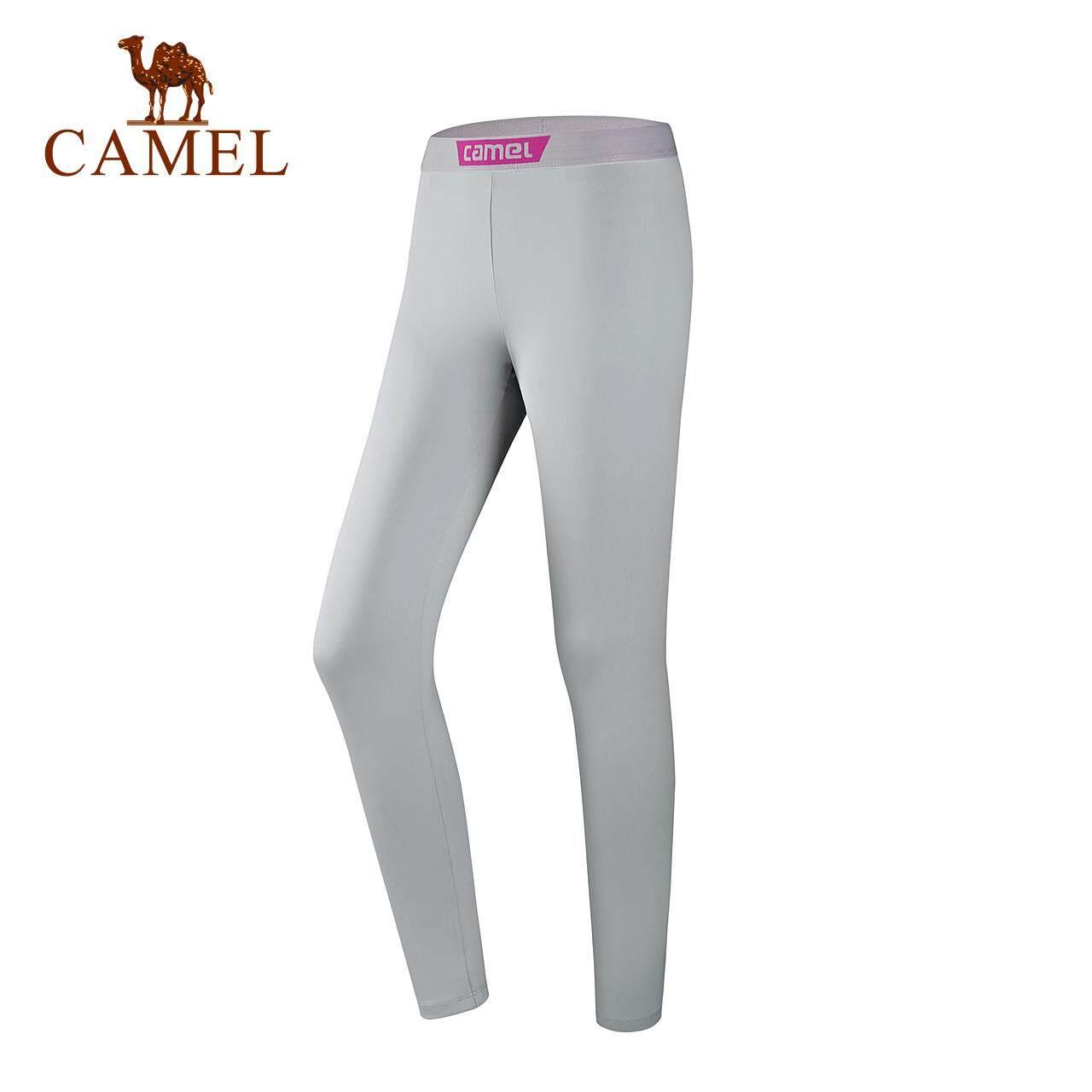 Giá bán Lạc Đà Quần thể thao thun nữ chặt tập yoga nhanh khô bụng giảm béo áo thể dục đan quần legging