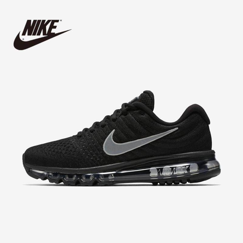 half off 5eb97 1ba3a Nike men s shoes women s shoes Air Max2017 summer air cushion sports shoes  women s shoes casual running