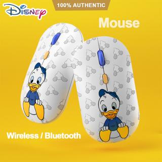 Chuột Disney 100% G Chính Hãng 2.4, Bộ Thu USB Bluetooth 5.0 Chế Độ Kép 1600 DPI Chuột Chuột Văn Phòng Im Lặng Chuột Cho PC Máy Tính Xách Tay T04S thumbnail