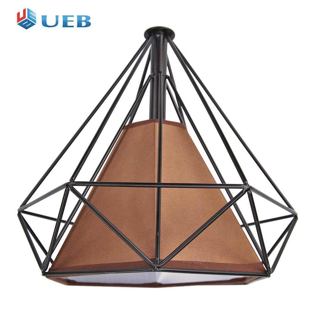 Nordic E27 LED Chandelier Ceiling Lamp Modern Home Bedroom Lighting Fixture