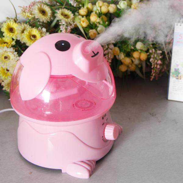 [11.11 lazada Big Sales]❏●۩ Cartoon mini air humidifier bedroom home office humidifying machine air purifier mute large capacity Singapore
