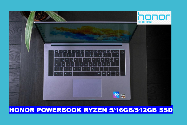 HONOR MAGIC BOOK PRO NOTEBOOK 2021 - RYZEN 5 4600H/512GB SSD/16GB RAM/ 16.1 INCH (free backpack/wireless mouse/ Gift pack/dairy book/small pouch bag) STOCK AVAILABLE- RAYA PROMO (2 Years warranty) Malaysia