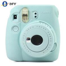 Máy Ảnh Lấy Ngay Bảo Vệ Vỏ Bọc Polaroid Silicone Cho Instax Mini 8 9