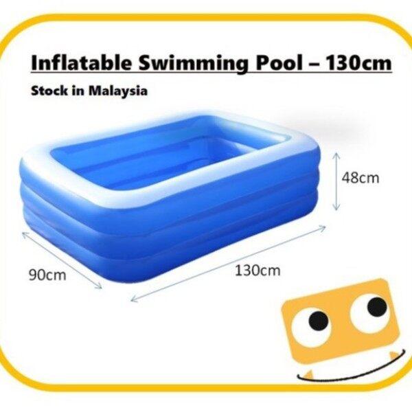 Local Stock MKB Inflatable Swimming Pool / family pool / kids pool / baby pool / kolam renang / kolam budak / kolam mandi / big pool
