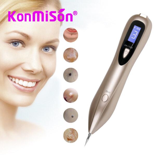 Buy Konmison LCD NevusTag Wart Dark Spot Mole Laser Plasma Pen Freckle Mole Removal Machine TattooRemove Singapore