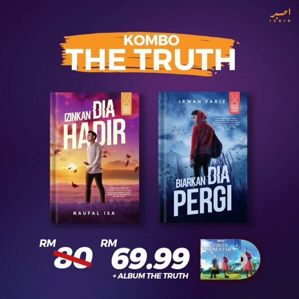 SET KOMBO THE TRUTH SPECIAL EDITION (INCLUDE ALBUM) Malaysia