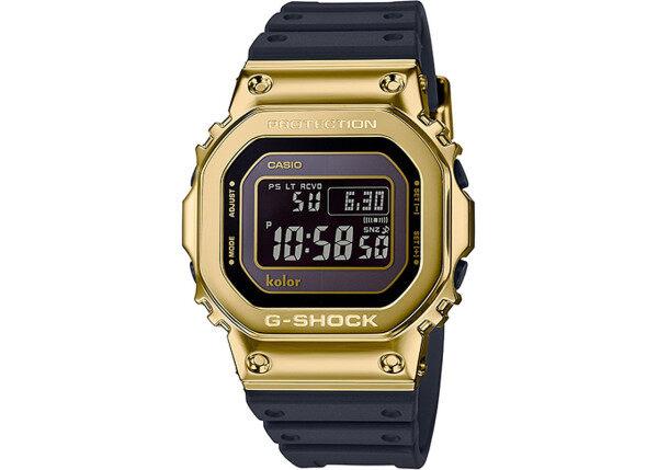 G_Shock_Steel Gold GMW B5000 (Cermin Kaca) Malaysia