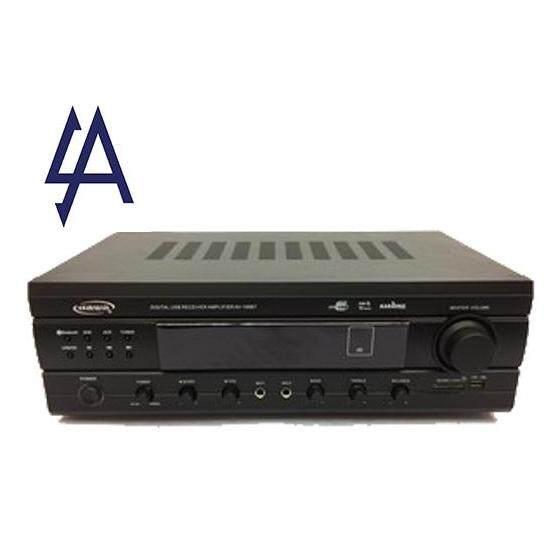 Dawa Digital USB Receiver Amplifier - AV168BT
