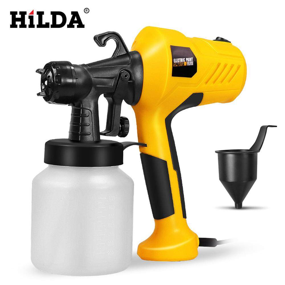 400W 3 Ways High Pressure Electric Paint Sprayer Portable Painting Spray Household Tool