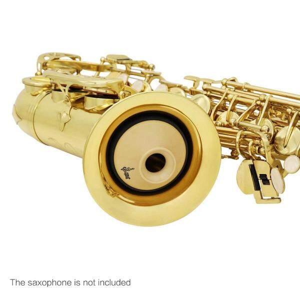 Abs Berat Cahaya Bisu Silencer untuk Alto Saxophone Sax Malaysia