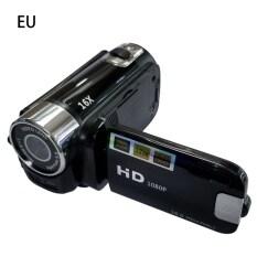 Máy Quay US/EU/UK/AU 1080P Vlog, Máy Quay Phim DV 16 Triệu Pixel, Thu Phóng Kỹ Thuật Số 16X, Tích Hợp Micro
