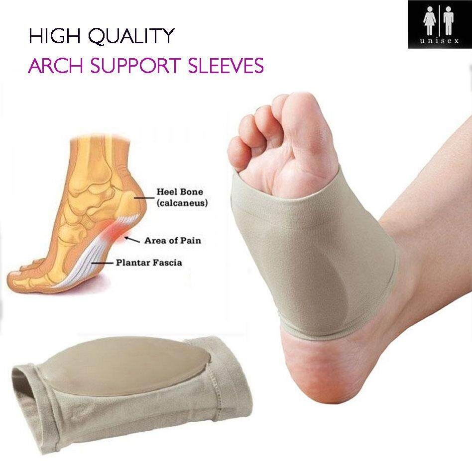 Orthotic Insoles Arch Support Plantar Fasciitis O-Type Legs Correction Pads