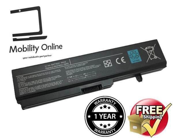 TOSHIBA SATELLITE  Pro T130-14M Notebok Laptop Battery Malaysia