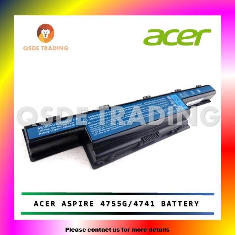 Acer Aspire 4738G 4738Z 4733Z 4738ZG 5741 5741G 4741G 4741Z Battery Malaysia