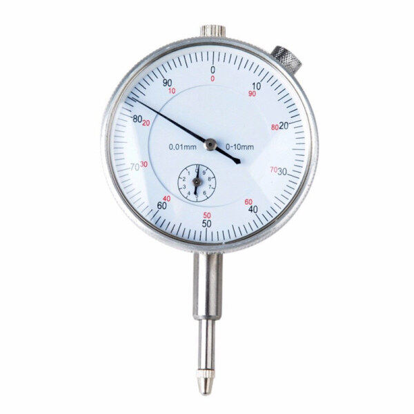 Dial Gauge Indicator Precision Metric Accuracy Measurement Instrument 0.01mm