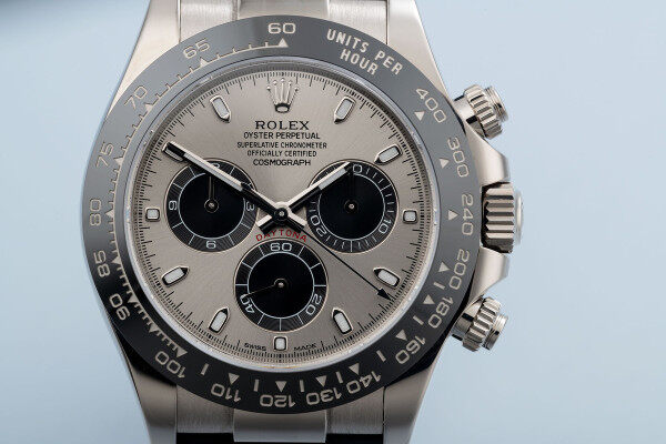 Rolex_Cosmograph_Daytona_OyesterFlex_Saphir Crystall Glass Automatic Chronograph Men & Women Watch Full Set Malaysia
